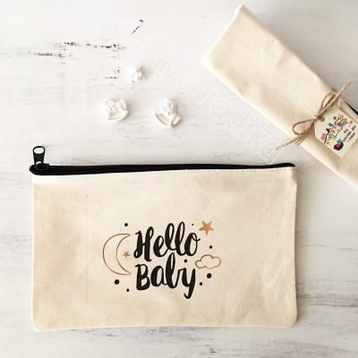 Hello Baby Hediyelik Cüzdan